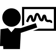teacher-showing-curve-line-on-whiteboard_318-59019